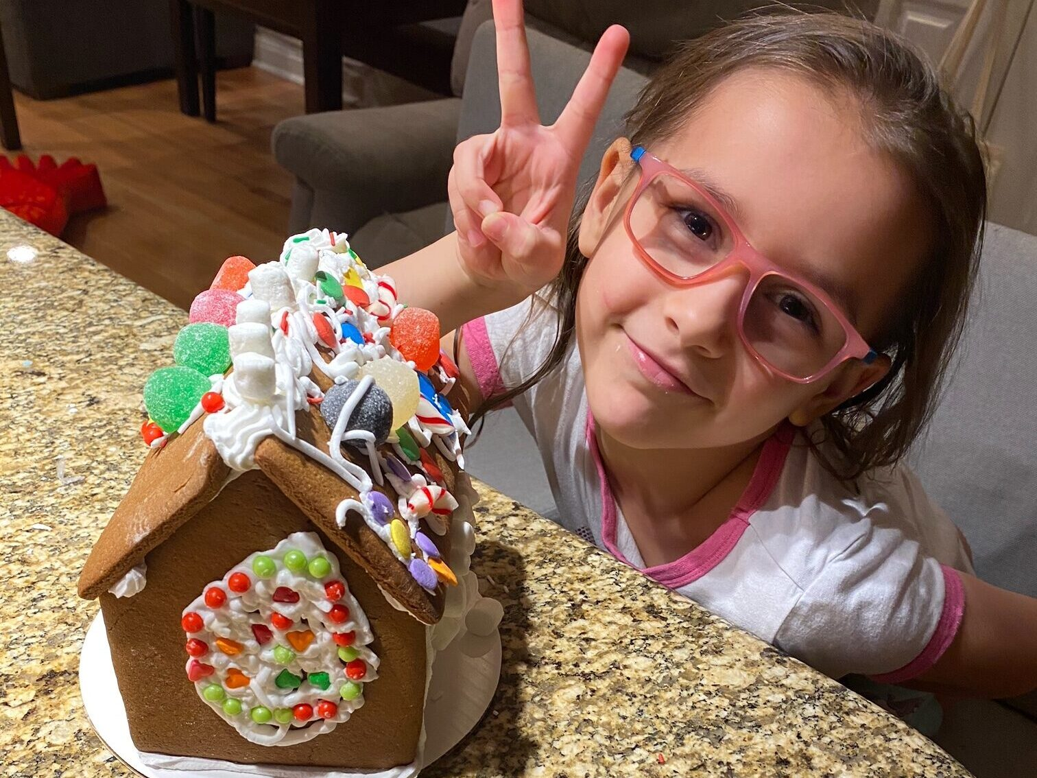 Gingerbread Houses 2020